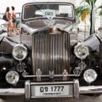 Rolls-Royce Silver Dawn 2,997 CC , Vintage cars — Stock Photo #12619893