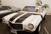 Chevrolet camaro custom ano 1973, carros antigos — Foto Stock
