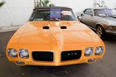 "Pontiac GTO ""The Judge"" 1970 Year, Vintage cars — Stock Photo"