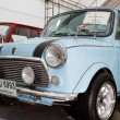 Stock Photo: Morris Cooper MK II Pick-up , Vintage cars
