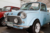 Pick-morris cooper mk ii up, carros antigos — Fotografia Stock
