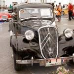 Citroen 11CV 1953 Year, Vintage cars — Stock Photo #12638099