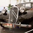 Citroen 11CV 1953 Year, Vintage cars — ストック写真