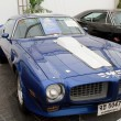 Постер, плакат: Pontiac Firebird Custom 1973 Year Vintage cars