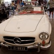Mercedes-Benz 190SL, Vintage cars — Stock Photo #12639515