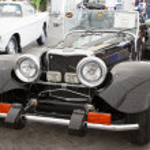 Panther J72, Vintage cars — Stock Photo #12639846