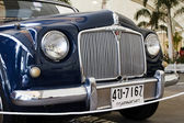 Rover P4 75 1954 Year, Vintage cars — Stock Photo
