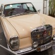 Stock Photo: Mercedes-Benz 250S , Vintage cars