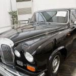 Daemler Limcusine , Vintage cars — Stock Photo #12706107