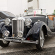 MG VA, Vintage cars - Stockfoto