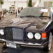 Bentley Mulsanne Turbo, Vintage cars - Stock Photo