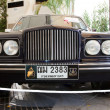 Stock Photo: Bentley Mulsanne Turbo, Vintage cars