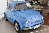 Fiat nuova 500, oldtimers — Photo