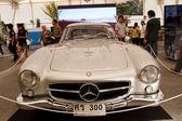 Mercedes-Benz 300 SL, Vintage cars — Stock Photo