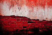 Concrete Wall as Background — Stock Photo