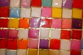 Renkli mumlar. — Stok fotoğraf