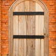 Wooden door. — Stock Photo #24950795