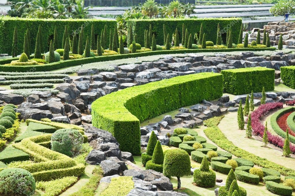 Nong Nooch Tropical Garden Nong Nooch Tropical Garden in