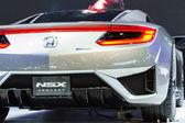 BANGKOK - DECEMBER 1 : Honda NSX Concept on display at The 30th — Stock Photo