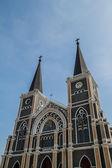 Mary Immaculate Conception, chanthaburi Katedrali. — Stok fotoğraf