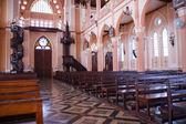 A catedral da imaculada conceição, chanthaburi, thailan — Fotografia Stock