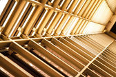 Structural steel — Stock Photo