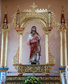 Cathedral of the immaculate conception, Chanthaburi, Thailand — Stock Photo