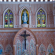Stock Photo: Cathedral of immaculate conception, Chanthaburi, Thailan