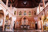 Immaculate conception, chanthaburi, thailan katedrali — Stok fotoğraf