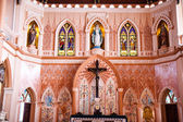 The cathedral of the immaculate conception, Chanthaburi, Thailan — Stock Photo