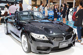 BANGKOK THAILAND-MARCH 30 : BMW Z4 sDrive20i displayed on stage  — Stock Photo