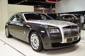 BANGKOK, THAILAND - MARCH 30 :The Rolls-Royce Ghost Standard Whe — Stock Photo