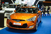 Bangkok -March 30 : All new Veloster  from hyundai at The 35th B — Stock Photo