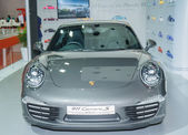 BANGKOK - March 30: Porsche Carrera S car on display at The 35th — Stockfoto