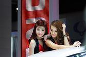 Bangkok - 30 Mart: Isuzu araba ile tanımlanamayan modelleri mevcut — Stok fotoğraf