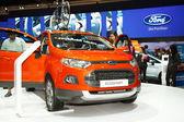 BANGKOK - MARCH 30: Ford Ecosport car on display at The 35th Ban — Stock Photo