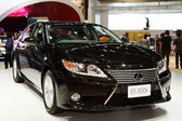 BANGKOK, THAILAND - MARCH 30 : The Lexus ES 300h is on display a — Stock Photo