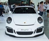 BANGKOK - March 30: Porsche Carrera S car on display at The 35th — Stock Photo