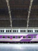 Bahnhof von Hua lamphong — Stockfoto