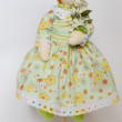 Handwork dolls — Stock Photo