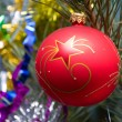 Royalty-Free Stock Photo: Merry Christmas and Happy New Year