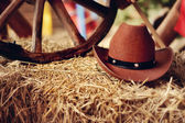 Cowboy's hat — Stock Photo