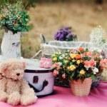 Children's toy bear — Stock Photo #13464525