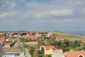 Vista desde una colina — Foto de Stock