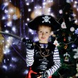 The boy the pirate — Stock Photo #18130879