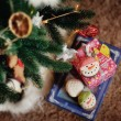 ストック写真: Merry Christmas and Happy New Year
