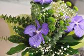 Trossen van bloemen — Stockfoto