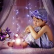 Purple dreams - Stock Photo