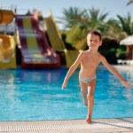 Spaß im Wasser — Stockfoto #20619817