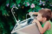 Summer thirst — Stock Photo